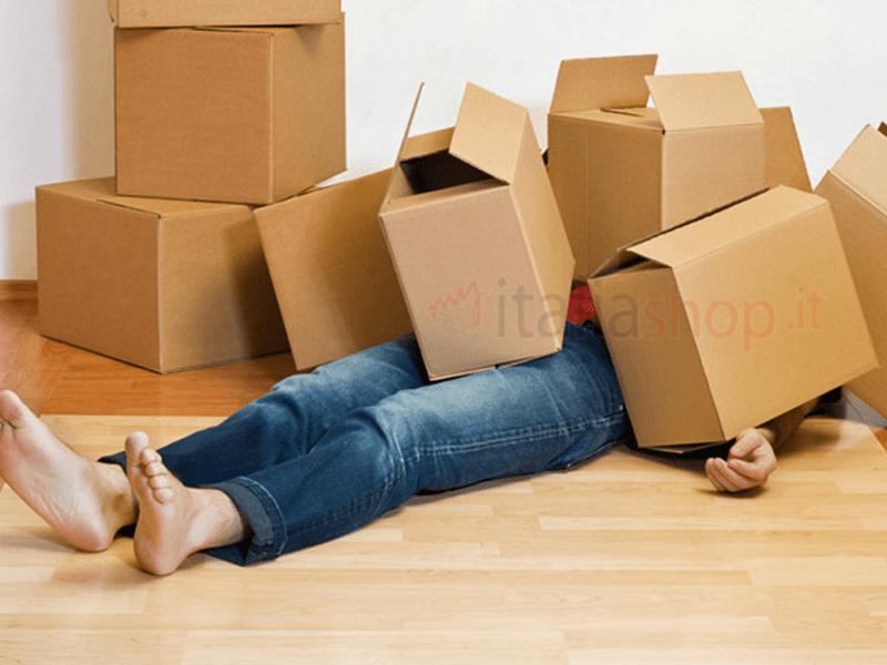 Quale ditta di traslochi chiamare efficienza e - Come organizzare un trasloco di casa ...
