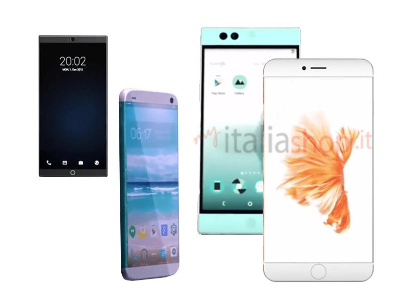 i migliori smartphone in uscita nel 2017, iPhone 8, iPhone Pro, iPhone 7 e iPhone 7 Plus, Samsung, Comet, Robin, Symetium, dove comprare i migliori Smartphone del momento