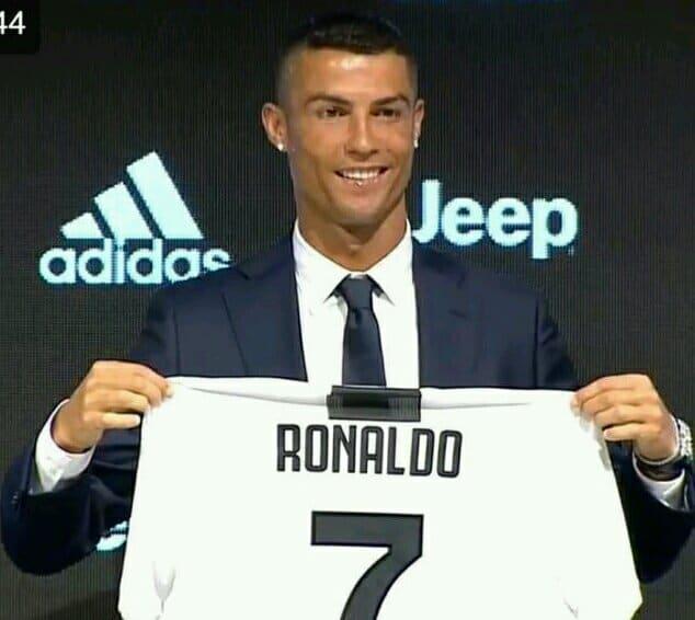 Miglior abbigliamento da calcio Ronaldo